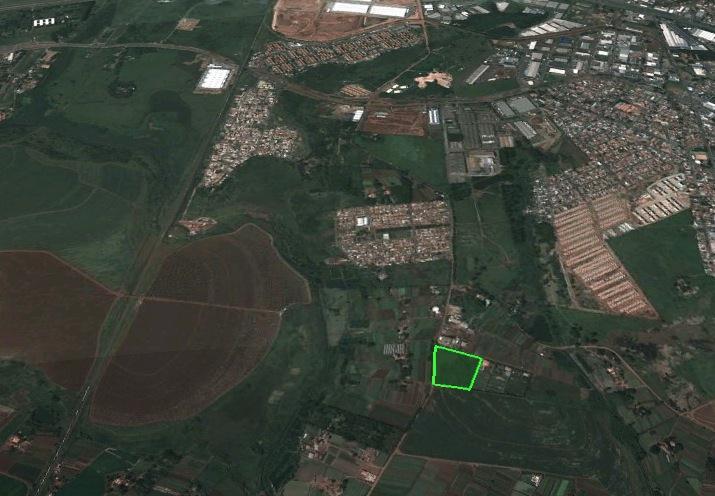 Terreno, Terminal Intermodal de Cargas (tic), Campinas (AR0142)