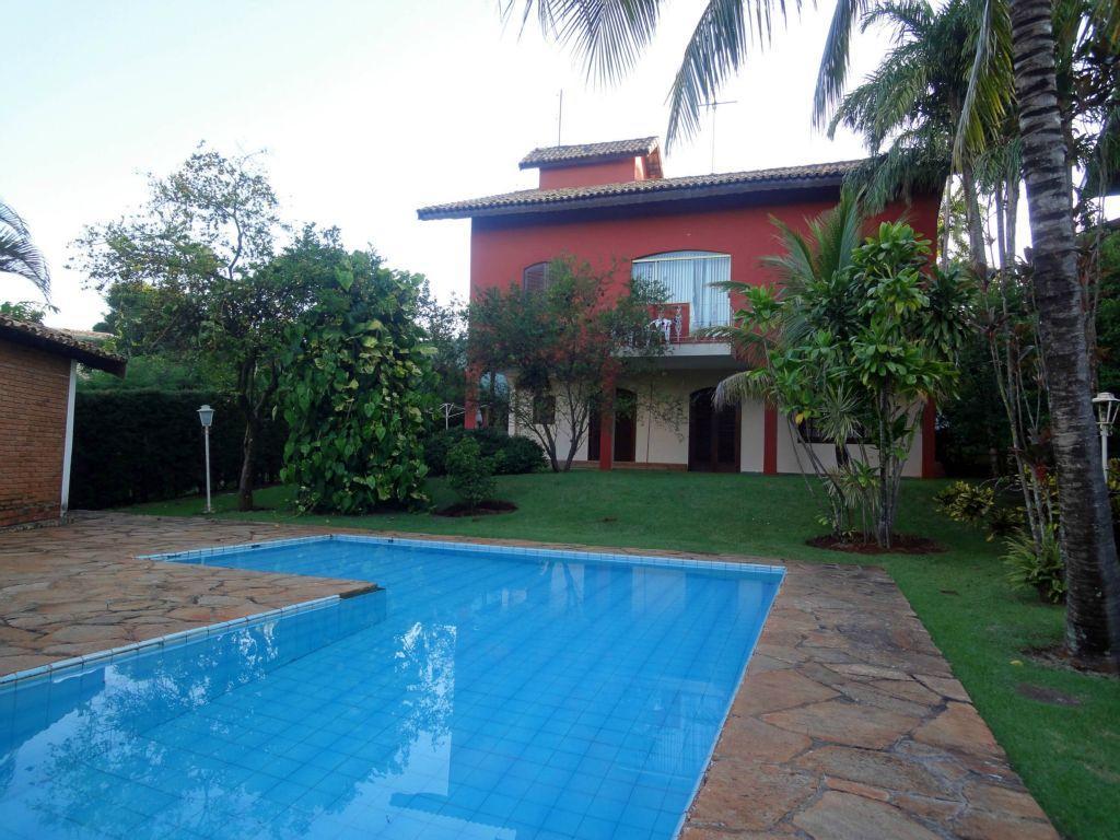 Casa 4 Dorm, Residencial Parque Rio das Pedras, Campinas (CA0784)
