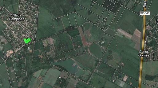 Terreno, Village Campinas, Campinas (AR0061)