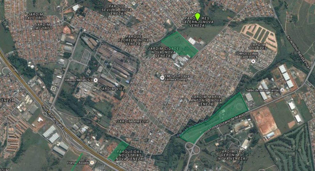 Terreno, Jardim Maria Antonia (nova Veneza), Sumare (AR0679) - Foto 2