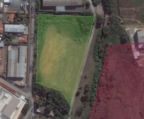 Terreno, Jardim São Luiz, Campinas (AR0594)