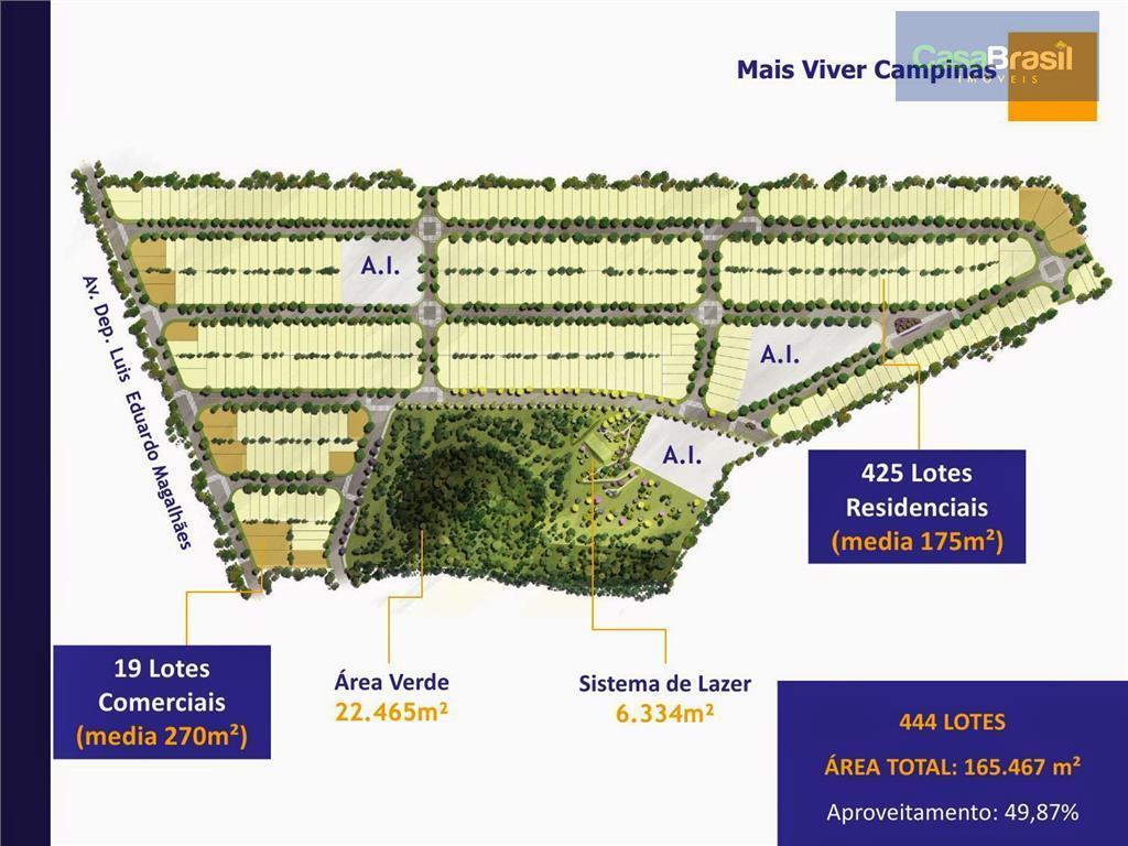 Terreno, Jardim São Judas Tadeu, Campinas (TE0479) - Foto 10