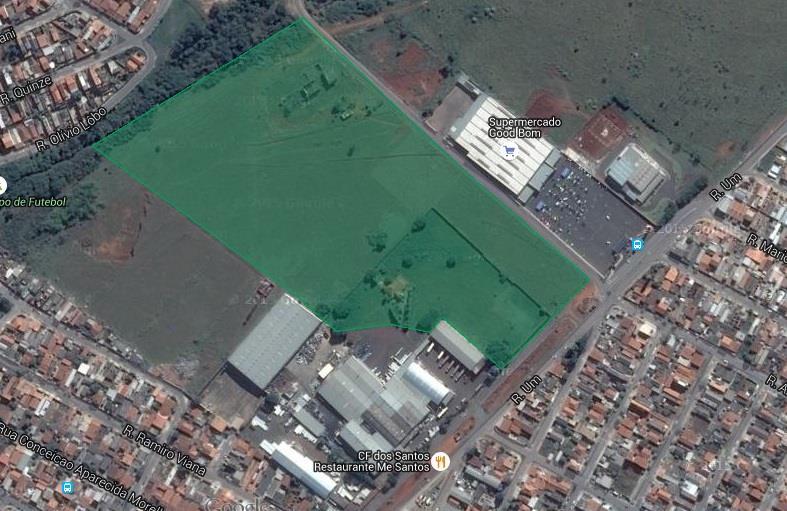 Terreno, Jardim Maria Antonia (nova Veneza), Sumare (AR0679)