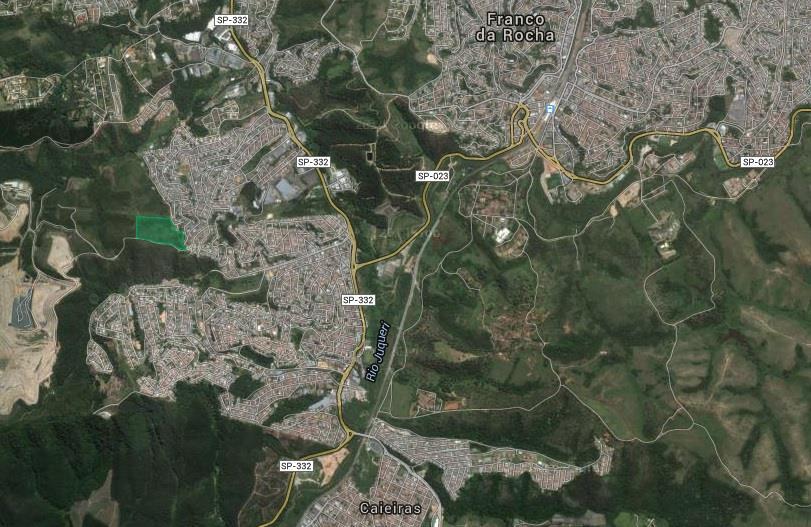 Terreno, Vera Tereza, Caieiras (AR0174) - Foto 2