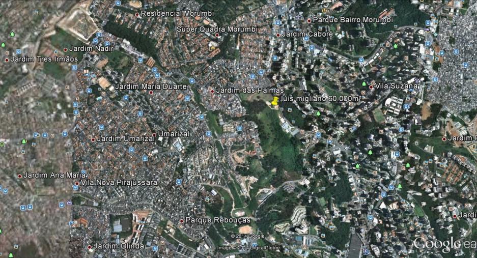 Carpe Diem Imóveis - Terreno, Morumbi, São Paulo - Foto 2