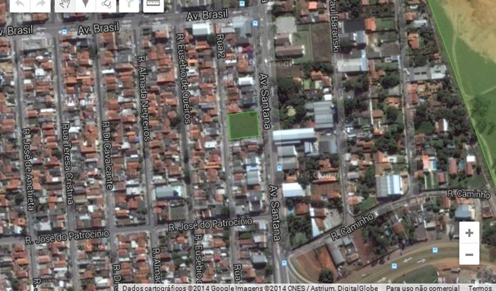 Terreno, Jardim Amanda I, Hortolândia (AR0640)