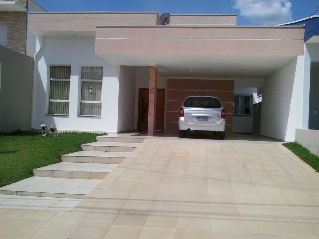 Casa 3 Dorm, Condomínio Campos do Conde, Paulinia (CA1501)