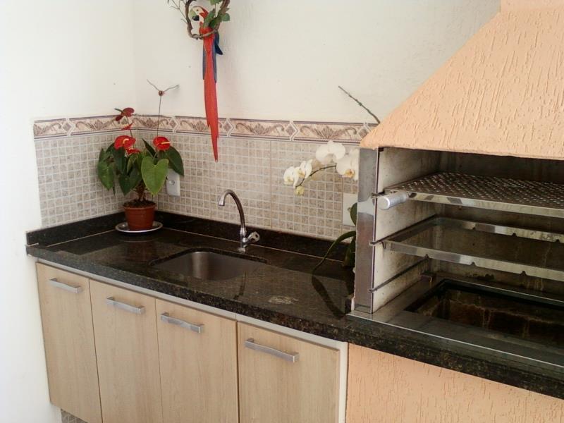Casa 3 Dorm, Condomínio Campos do Conde, Paulinia (CA1501) - Foto 16