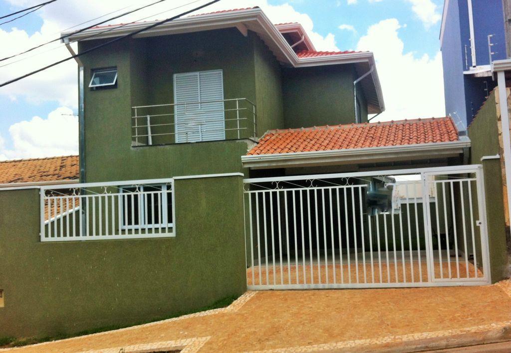 Casa 3 Dorm, Residencial Terras do Barão, Campinas (SO0011)