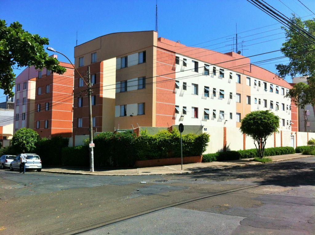 Apto 2 Dorm, São Bernardo, Campinas (AP0469)