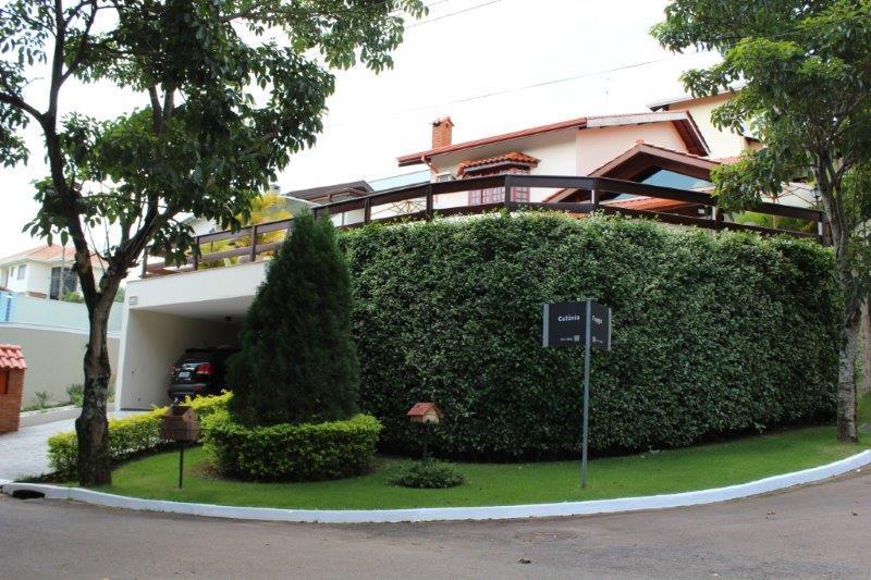 Casa 4 Dorm, Capivari, Louveira (CA1490) - Foto 5