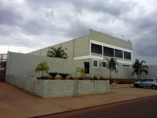 Carpe Diem Imóveis - Galpão, Jardim Fortaleza