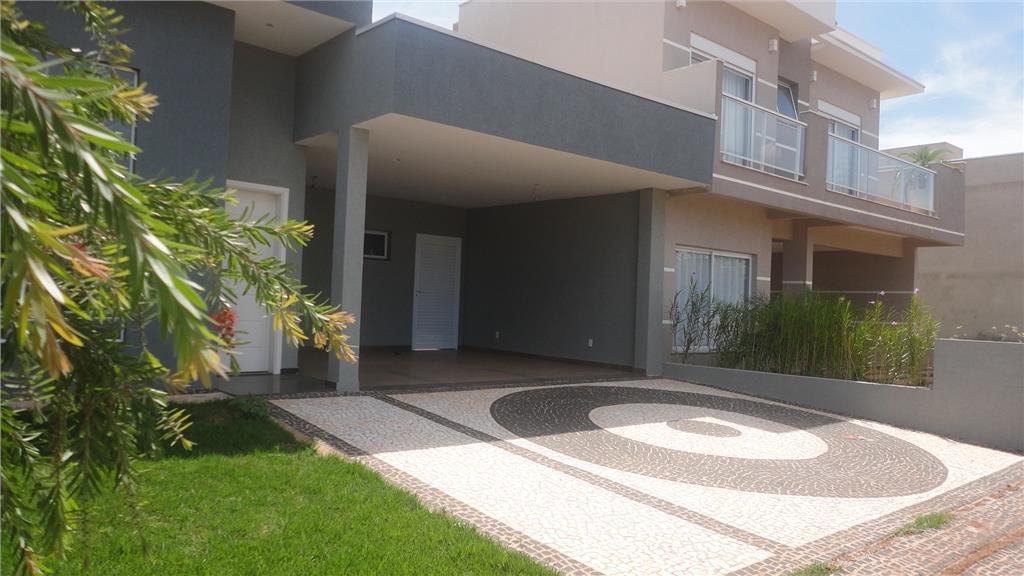 Casa 3 Dorm, Condomínio Reserva Real, Paulinia (CA1549)