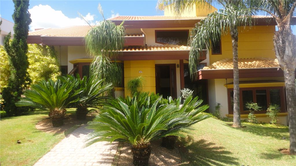 Casa 6 Dorm, Condomínio Residencial Colinas, Campinas (CA1528)