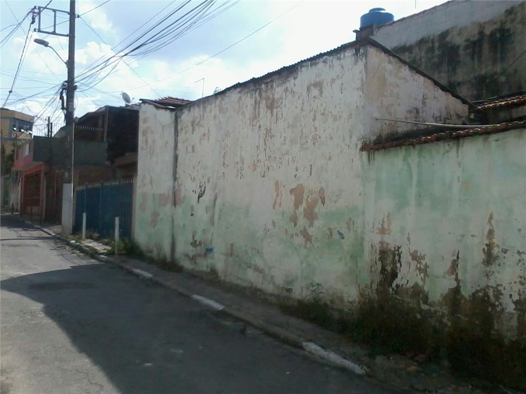 Terreno à Venda - São Miguel Paulista