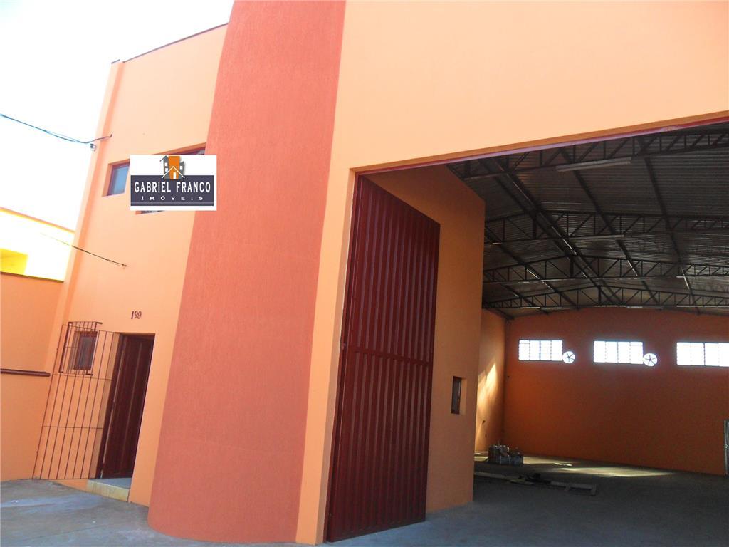 Galpão comercial para locação, Jardim das Bandeiras, Campina
