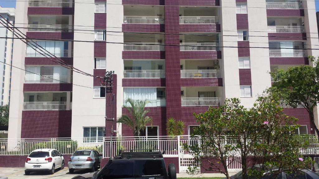 Apartamento residencial para locação, Parque Residencial Aqu