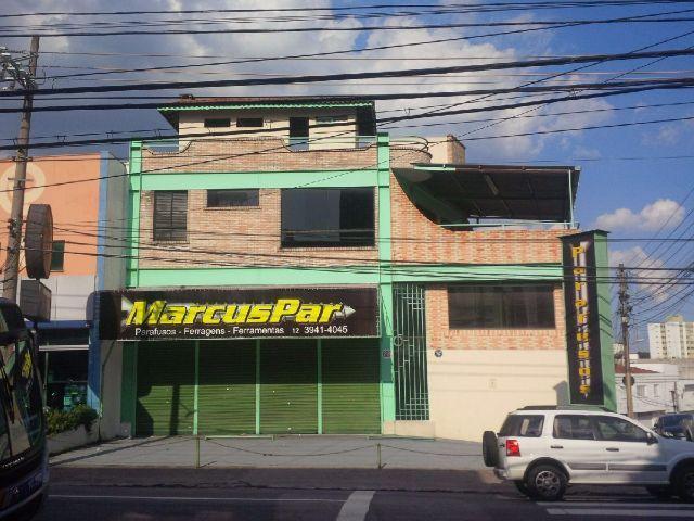 Ponto  comercial para locação, Jardim São Dimas, São José do