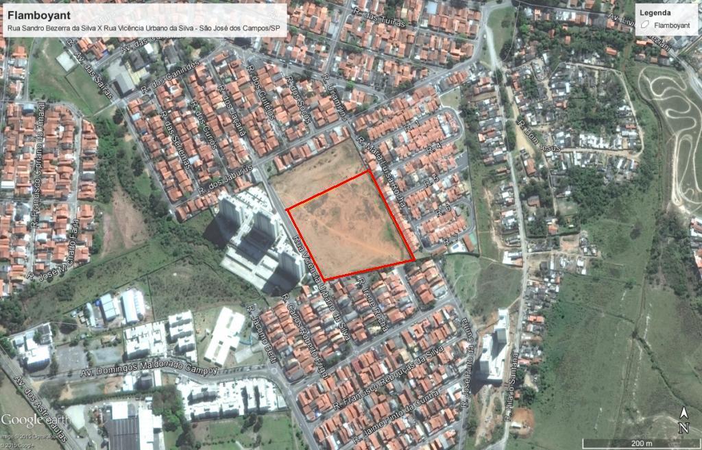 Área comercial à venda, Parque Residencial Flamboyant, São J
