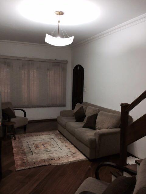 Casa Sobrado à venda, Jardim Rodolfo Pirani, São Paulo