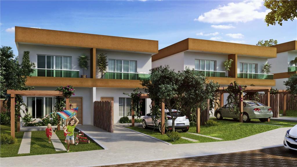 Casa em condomínio residencial à venda, Mar do Norte, Rio da