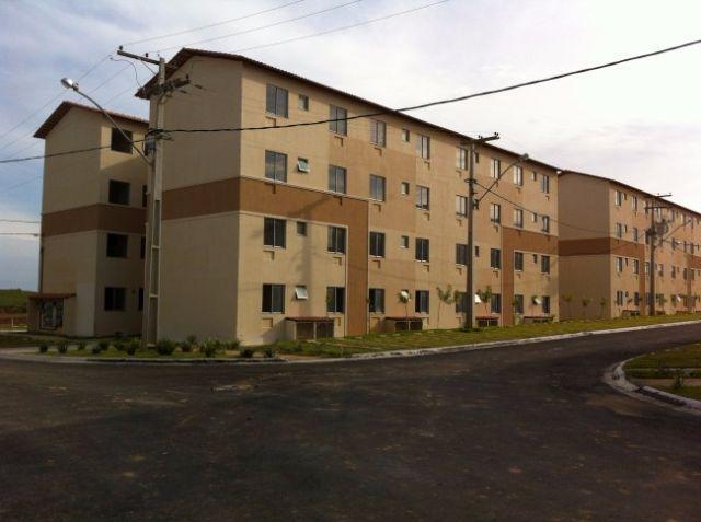 Apartamento  residencial para locação, Virgem Santa, Macaé.