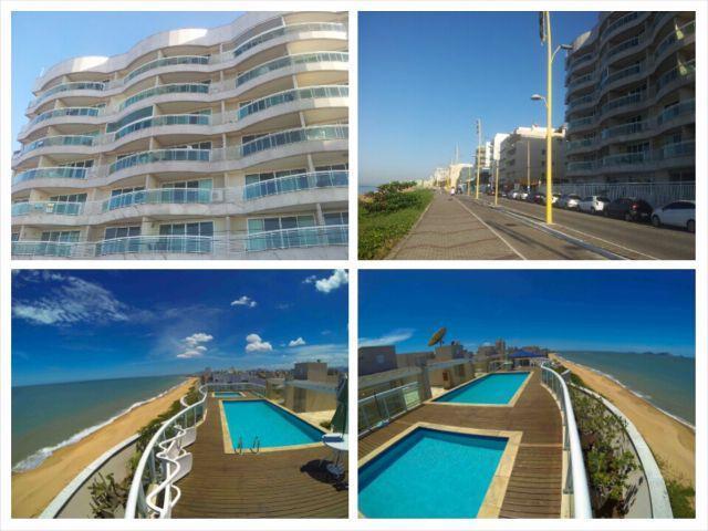Apartamento  residencial à venda, Praia Campista, Macaé.