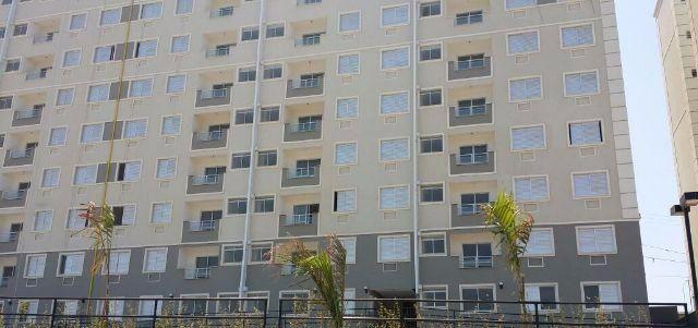Apartamento  residencial para locação, Glória, Macaé.