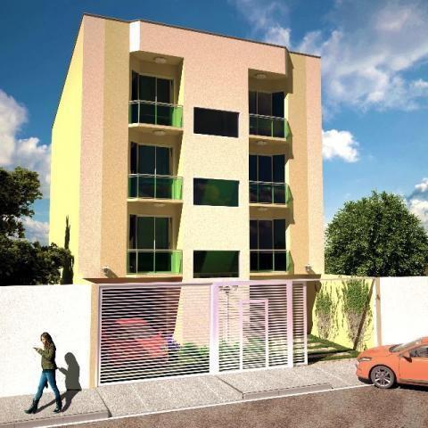 Apartamento  residencial à venda, Jardim Vitória, Macaé.
