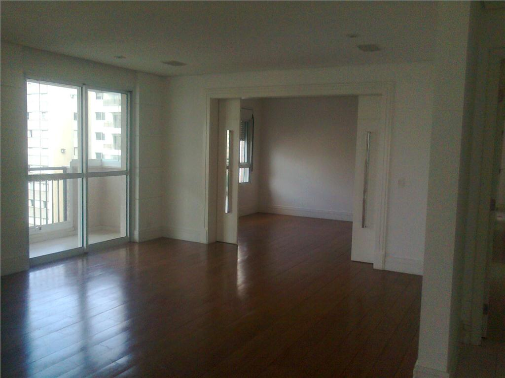 Apartamento residencial para locação, Moema, São P