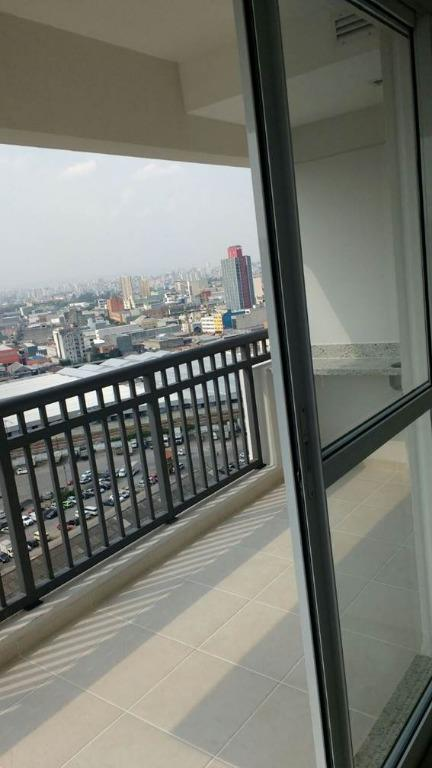 Apartamento de 2 dormitórios em Brás, São Paulo - SP