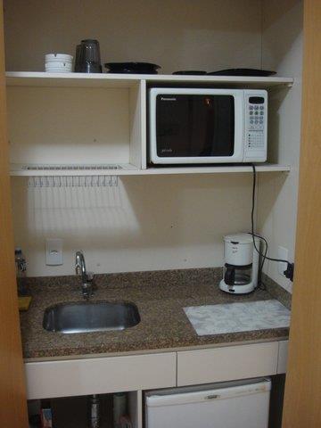 Flat de 1 dormitório à venda em Jardim América, São Paulo - SP