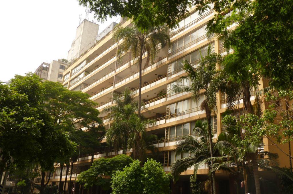 Apto 4 Dorm, Consolação, São Paulo (AP7457)