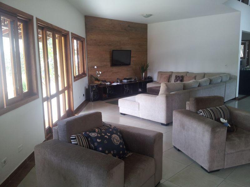 Casa 4 Dorm, Interlagos, São Paulo (CA0637)