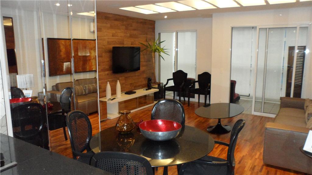 Flat 1 Dorm, Vila Nova Conceição, São Paulo (FL0104) - Foto 5