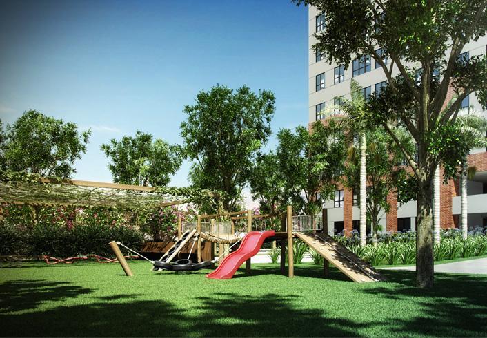 Total Imóveis - Apto 2 Dorm, Campo Grande (335957) - Foto 3