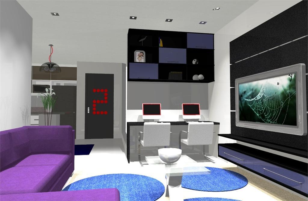 Total Imóveis - Apto 2 Dorm, Campo Grande (335957) - Foto 2