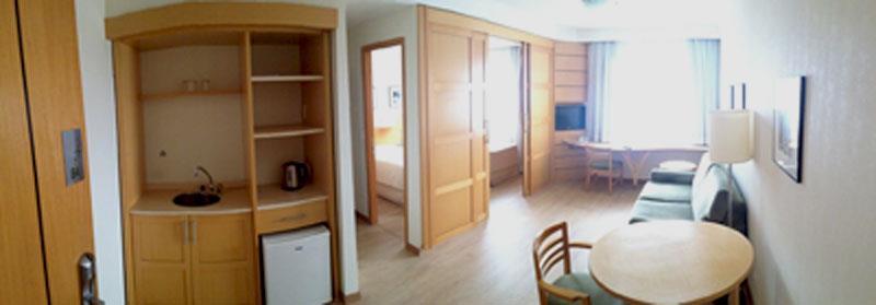 Flat 1 Dorm, Vila Clementino, São Paulo (FL0172) - Foto 7