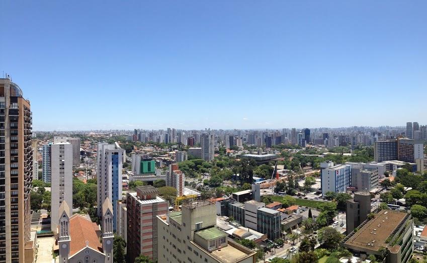 Flat 1 Dorm, Vila Clementino, São Paulo (FL0172) - Foto 6