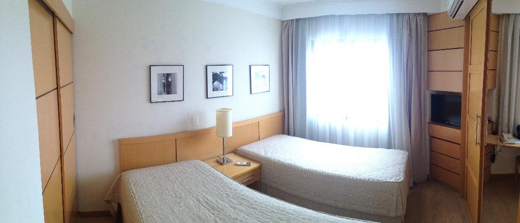Flat 1 Dorm, Vila Clementino, São Paulo (FL0172) - Foto 11