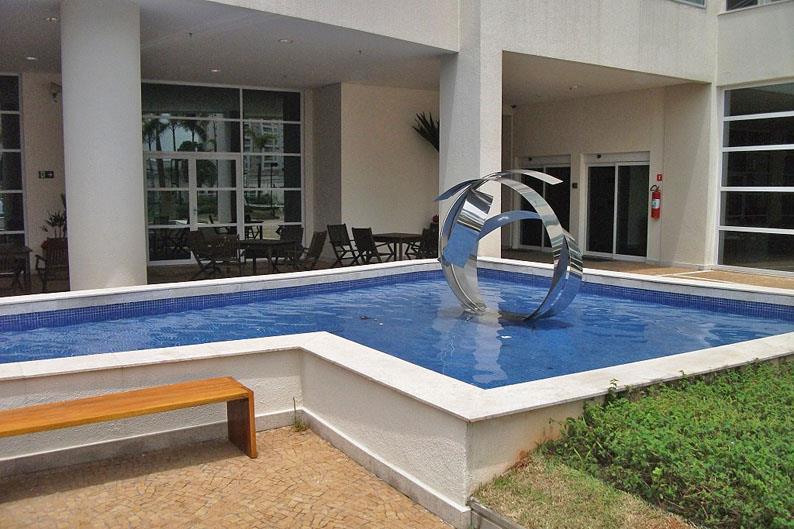 Sala, Chácara Santo Antônio (zona Sul), São Paulo (SA0946) - Foto 20