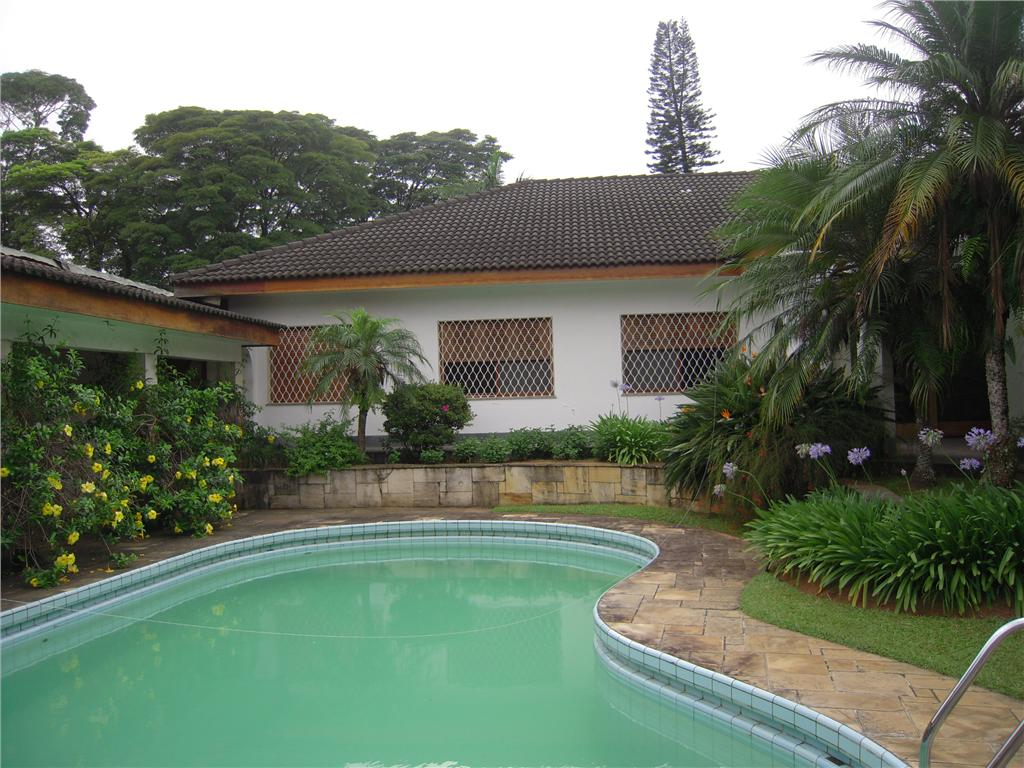 Total Imóveis - Casa 4 Dorm, Brooklin, São Paulo