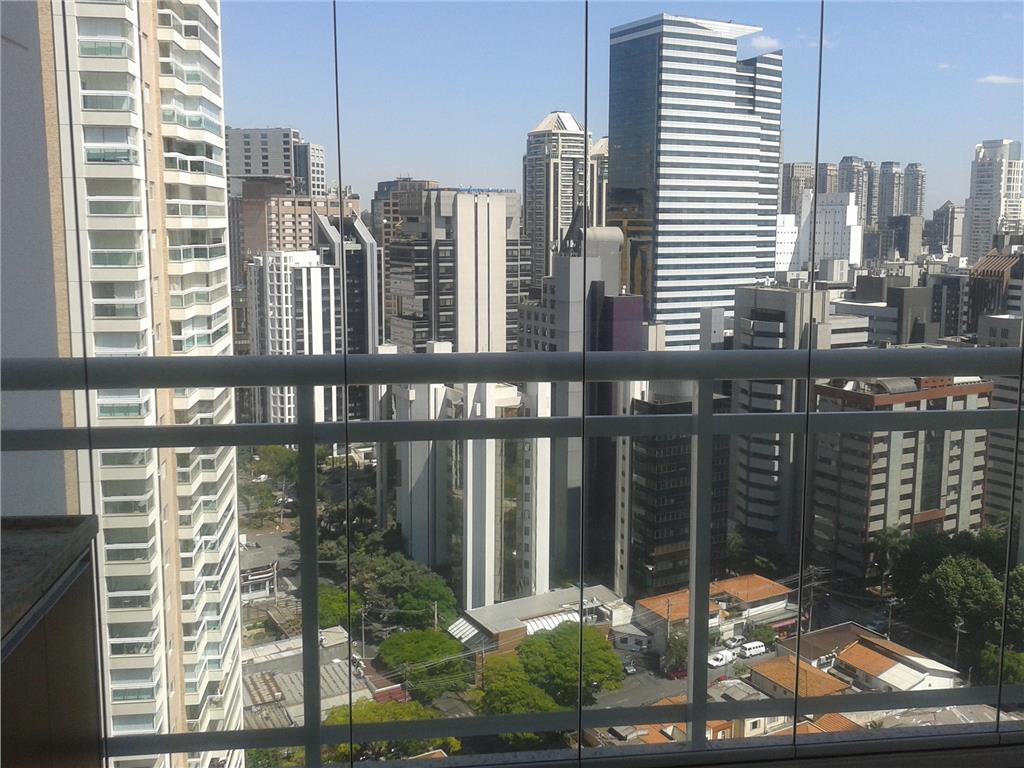 Total Imóveis - Apto 1 Dorm, Brooklin, São Paulo