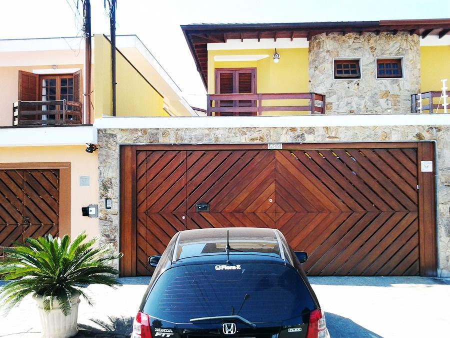 Total Imóveis - Casa 4 Dorm, Campo Grande (321425)