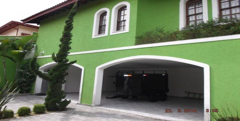Total Imóveis - Casa 3 Dorm, Interlagos, São Paulo