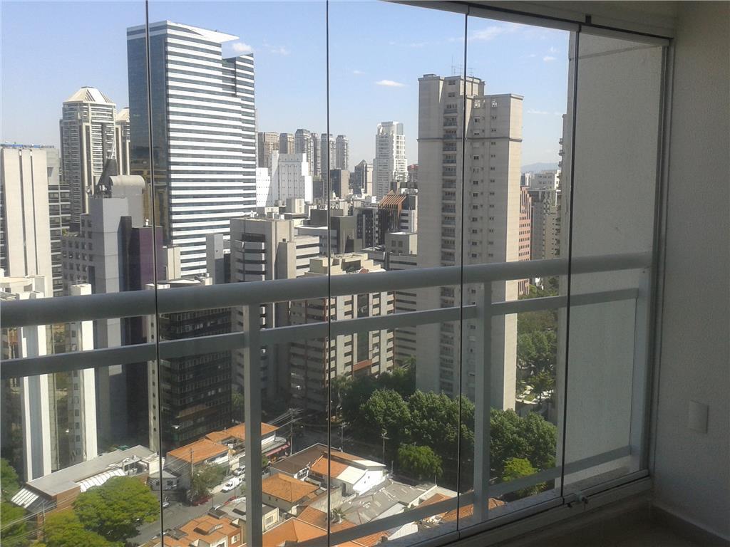 Total Imóveis - Apto 1 Dorm, Brooklin, São Paulo - Foto 2