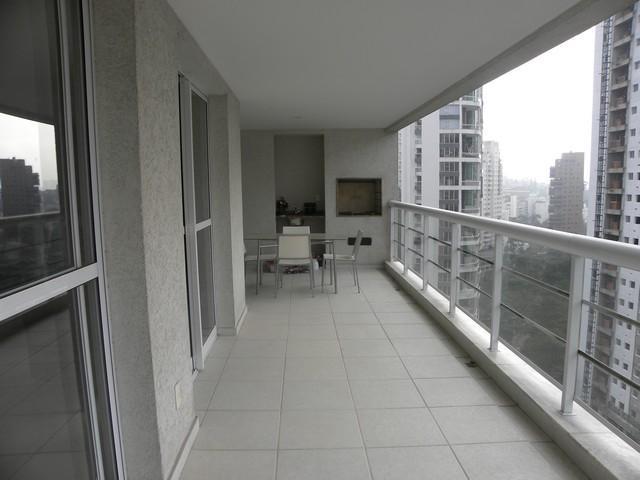 Total Imóveis - Apto 4 Dorm, Panamby, São Paulo - Foto 2