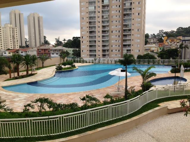 Apto 3 Dorm, Jardim Marajoara, São Paulo (AP11192)
