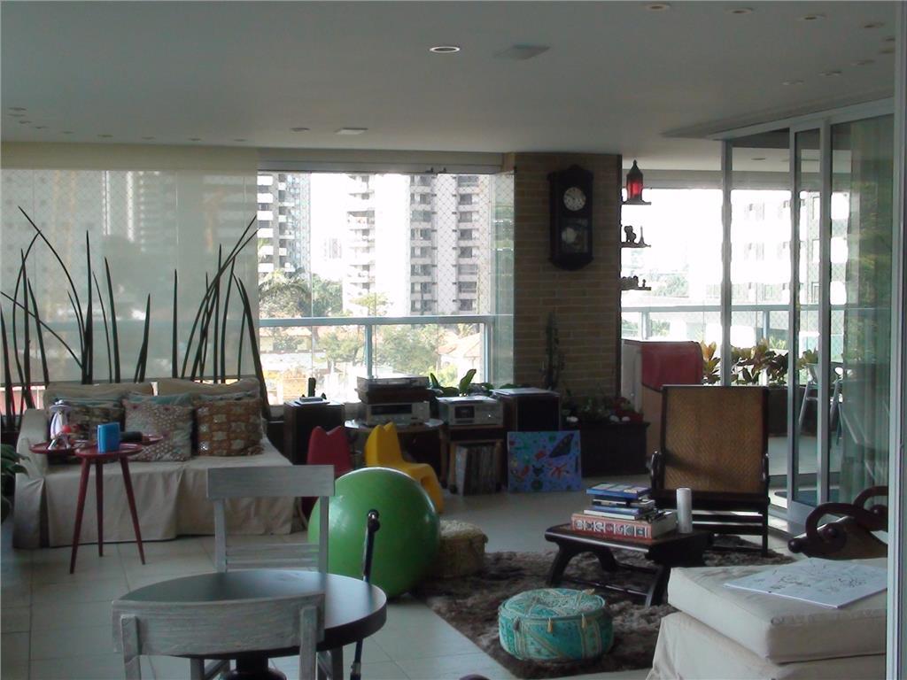 Apto 4 Dorm, Campo Belo, São Paulo (AP11567) - Foto 7