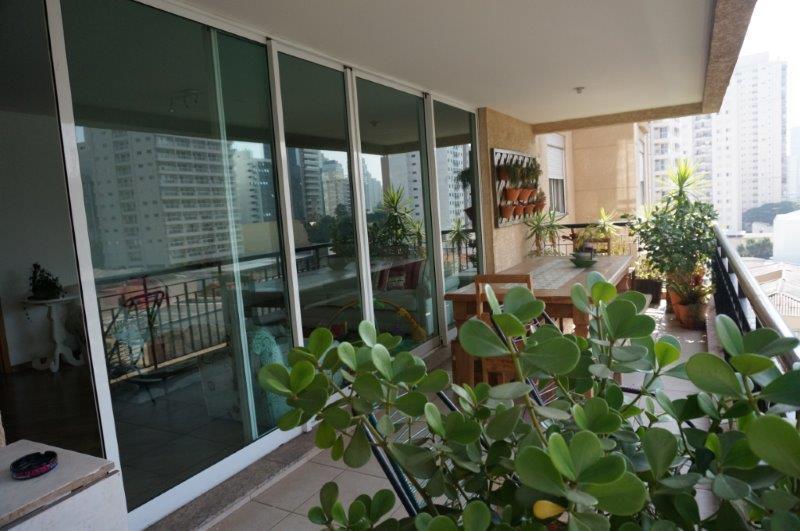 Apto 3 Dorm, Brooklin Paulista, São Paulo (AP12325) - Foto 9